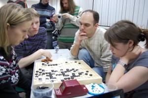 Russian Pair Go Championship