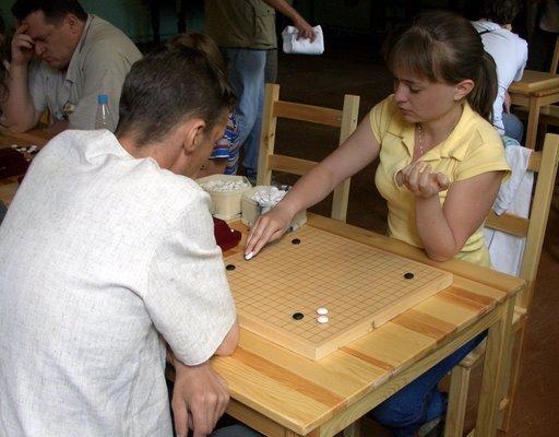 Natalya Kovaleva vs Dmitrij Surin