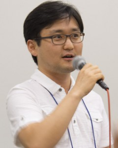 Myung Wan Kim at Teachers Workshop