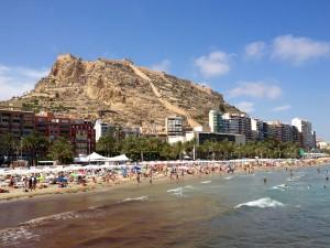 Пляж-Аликанте